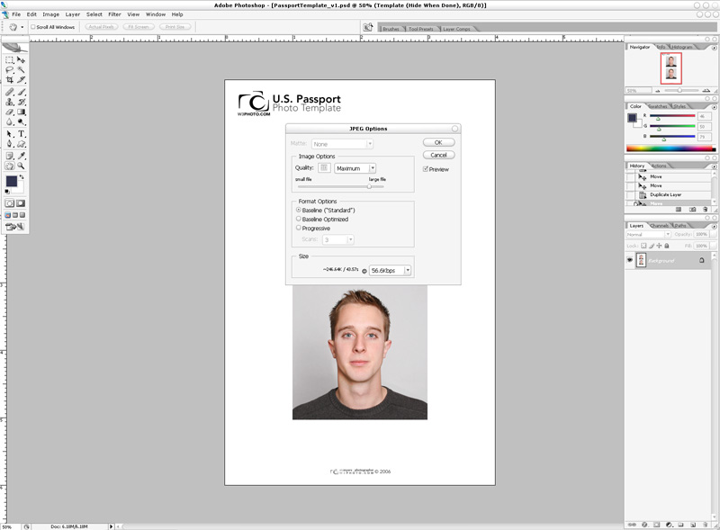 us passport template psd - Kubre.euforic.co
