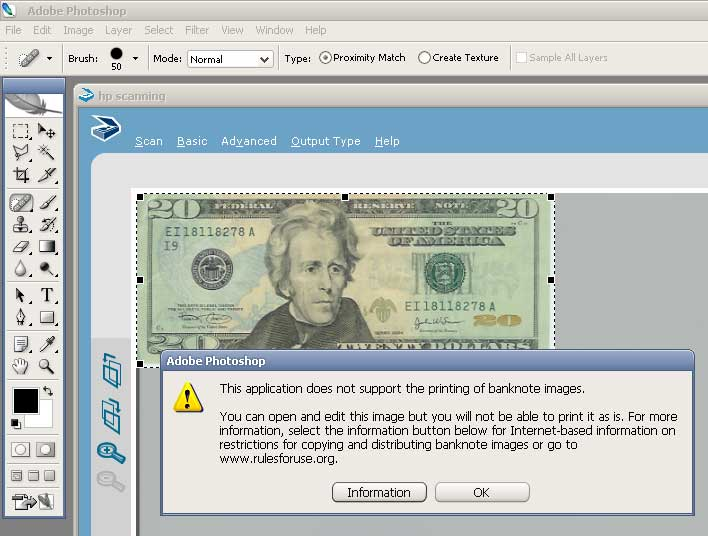 Fake Money Template Photoshop Photoshop cs2 now allows